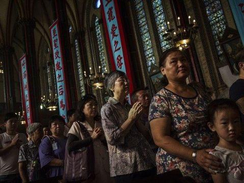 china-church