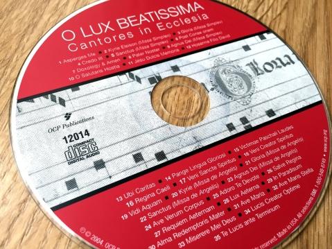 O Lux Beatissima 3